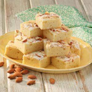 Almond Snack Cake