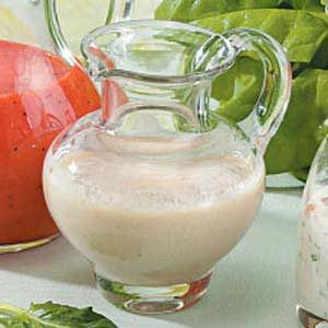 Garlic Anchovy Salad Dressing