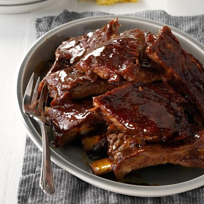 Tender Spareribs