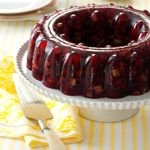 Molded Cranberry Nut Salad