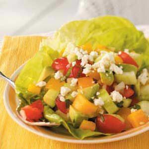 Summer Avocado Salad