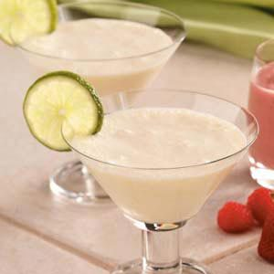 Creamy Lime Coolers