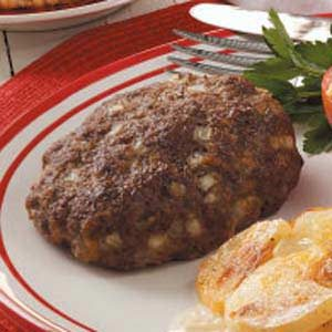 Easy Chopped Steak