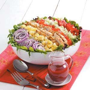 Contest-Winning Strawberry Chicken Salad