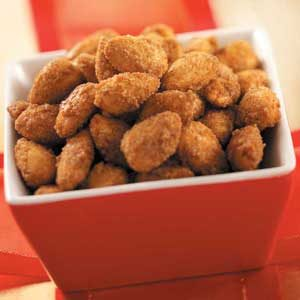 Holiday Almonds