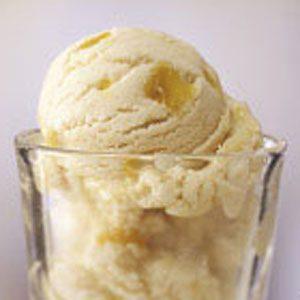 Nectarine Ice Cream