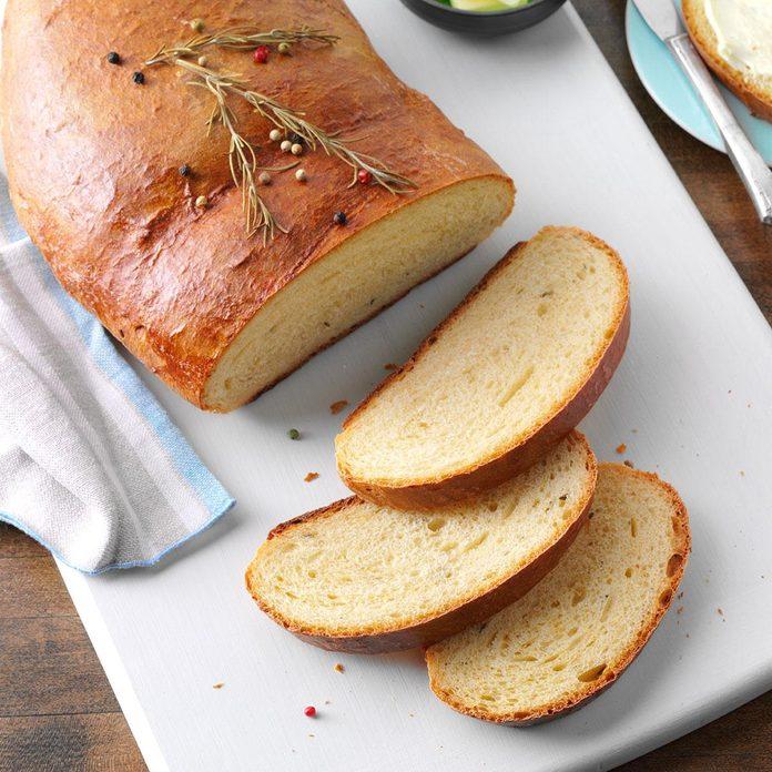 Rosemary Orange Bread