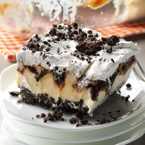 Ice Cream Cookie Dessert