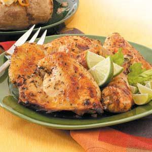 Lime Herb Chicken