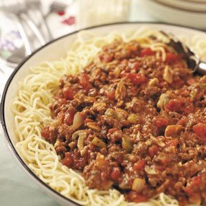 Big-Batch Spaghetti Sauce