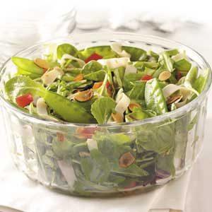 Teriyaki Turkey Tossed Salad