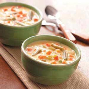 Cheese Potato Soup
