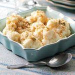 Cauliflower with Buttered Crumbs