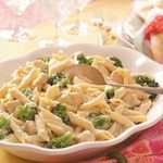 Gorgonzola Chicken Penne