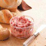 Sweet Raspberry Butter