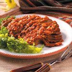 Southern Barbecued Brisket
