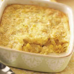 Creamy Baked Corn
