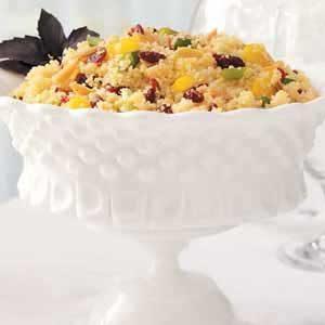 Cranberry-Nut Couscous Salad