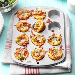 Mini Pizza Cups