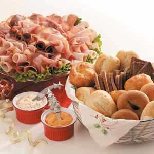 Deli Sandwich Party Platter