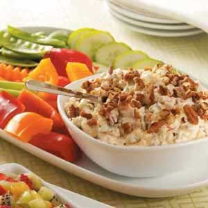 Pineapple-Pecan Cheese Spread
