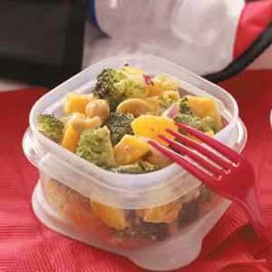 Tropical Broccoli Salad