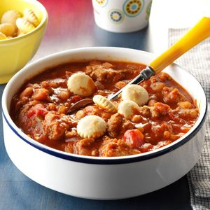 Kids' Favorite Chili