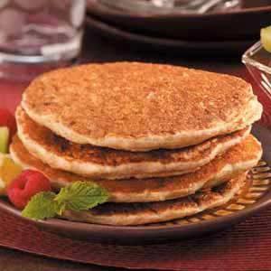 High-Octane Pancakes