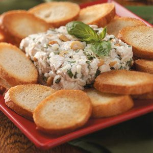 Asiago Chicken Spread