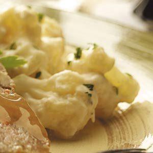 Parmesan Cauliflower