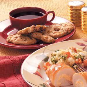 Butterscotch Date Cookies