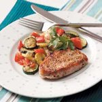 Parmesan Pork Chops