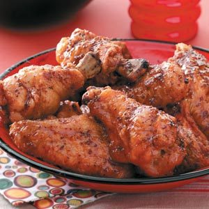 Sweet 'n' Spicy Wings