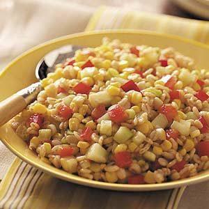 Texas Barley Salad