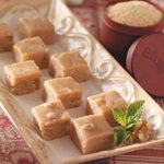 Maple Ginger Fudge