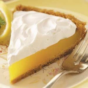 Simple Lemon Pie