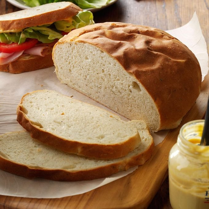 Herbed Peasant Bread