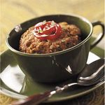 Meat Loaf in a Mug
