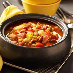 Emily's Bean Soup