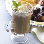 Homemade Cinnamon Mocha Coffee