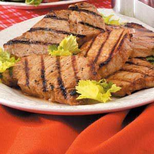 Favorite Marinated Pork Chops