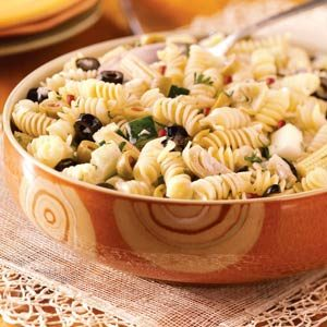 Sweet and Tangy Pasta Salad