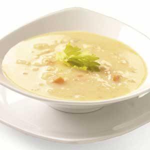Healthy Carrot-Parsnip Soup