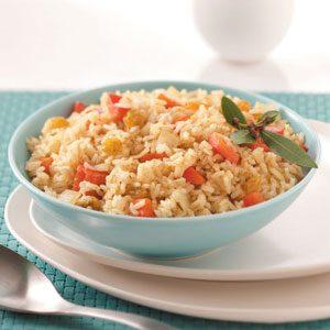 Spiced Rice
