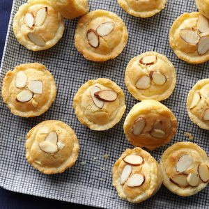 Holiday Almond Tassies
