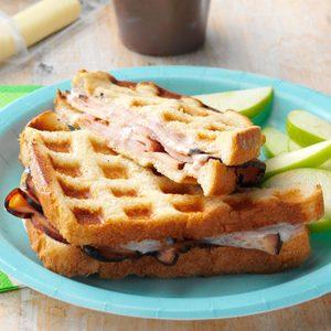 Turkey Wafflewiches
