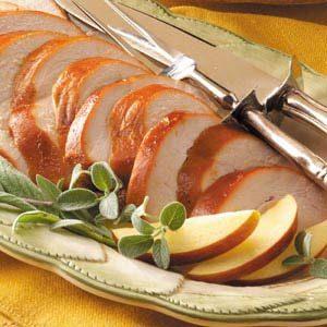 Honey-Apple Turkey Breast