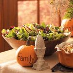 Candied Pecan Pear Salad