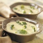 Quick Broccoli Cheese Soup
