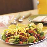 Taco Salad for Two